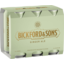 Photo of Bickfords & Sons Ginger Ale Cans 6x250ml