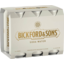 Photo of Bickfords & Sons Soda Water Cans 6x250ml