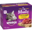 Photo of Whiskas Oh So Meaty Pltry 85gm 12pk