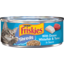 Photo of Friskies Cat Food, Savoury Shreds With Ocean Whitefish & Tuna In Sauce 156g