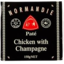 Photo of Normandie Pate F/R Chicken & Champagne 150gm