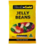 Photo of Black & Gold Jelly Beans 200gm