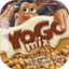Photo of Yogo Choc Yogo & Caramel Flavoured Drops Dessert Mix 150g