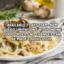 Photo of Pasta Carbonara With Chicken And Mushroom