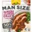 Photo of Mccain Man Size Bangers Mash 500g