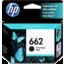 Photo of Hp Ink #662 Black