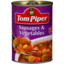 Photo of Tom Piper Sausages Vegetables 400g