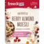 Photo of Freedom Foods Berry Almond With Yoghurt Covered Flakes Prebiotic Muesli 350g