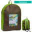 Photo of Reusable Backpack - Cockatoo (Olive Apple)