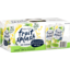 Photo of Aqua Pura Fruit Splash Water Sparkling Lemon, Lime & Cucumber 10 x 375m