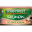 Photo of John West Salmon Tempters Soy Garlic Sesame 95gm