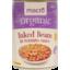 Photo of Macro Organic Baked Beans in Tomato Sauce 420g