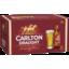 Photo of Carlton Draught 4x6 X 375ml Bottles