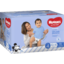 Photo of Huggies Ultra Dry Nappies, Boys, Size 4 Toddler (10-15kg), 72 Nappies Jumbo Packs