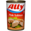Photo of Ally Pink Salmon 415g