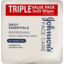 Photo of Johnson & Johnson Johnson's Daily Essentials Facial Cleansing Wipes Normal Skin 25.0x3mm