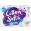 Photo of Cotton Softs Toilet Paper White 12 Pack