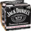 Photo of Jack Daniel's & No Sugar Cola Can 4 Pack