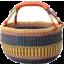 Photo of Elephant Grass Baskets - Round