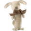 Photo of Maud n Lil Organic Cotton Rattle Stick - Grey Puppy