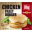 Photo of On The Menu Chicken Fillet Burger 165g