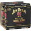 Photo of Jim Beam Black Double Serve Cans