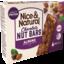 Photo of Nice&Natural Chocolate Nut Bars Almond 6pk 180g