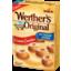 Photo of Werther's Original Cream Candies Minis No Sugar Added Flip Top Box 42g