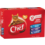 Photo of Chef Cat Food Pouch Variety Fish 12 Pack