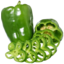 Photo of Capsicum: Green