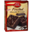 Photo of Betty Crocker Frosted Chocolate Brownies 500g