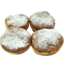 Photo of Jam Donuts Dusted 4 Pack