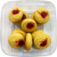 Photo of Small Jam Drops Cookies 10 Pack 210g