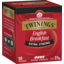 Photo of Twinings English Breakfast Extra Strong Tea Bag 10 Pack 25g