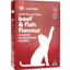Photo of Homebrand Dry Cat Food Beef Fish & Chicken 1kg