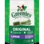Photo of Greenies Dental Treats Original Large Dog Treats 4 Pack 170g