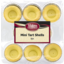 Photo of Bakers Collection Mini Tart Shells Unfilled 8pk