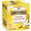 Photo of Twinings Flavoured Herbal Infusions Bags Camomile, Honey & Vanilla 10 Pack 15g