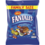 Photo of Allen's Fantales Family Size