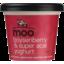 Photo of Moo Boysenberry & Super Acai Yoghurt 160g
