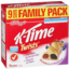 Photo of Kelloggs K-Time Twists 9 Bars Family Pack 333gm