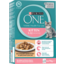 Photo of Purina One Kitten Pet Food With Succulent Chicken 6 Pack 70g