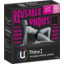 Photo of U By Kotex Thinx Reusable Period Undies Briefs Size 12