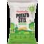 Photo of Healtheries Chicken Flavour Potato Stix 6 Pack 120g