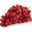 Photo of Red Seedles Grapes