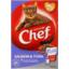 Photo of Chef Dry Cat Food Salmon & Tuna 1kg