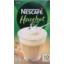 Photo of Nescafe Cafe Menu Hazelnut Latte 10 Pack