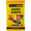 Photo of Black & Gold Hard Jubes 200gm