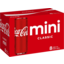 Photo of Coco Cola Mini Classic Soft Drink Cans 8x250ml