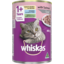 Photo of Whiskas Chicken and Salmon Loaf Style 400g